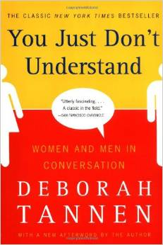 You Just Don't Understand book cover