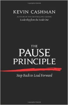 The Pause Principle book cover