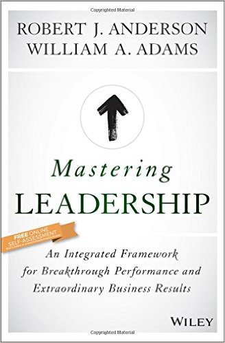 Mastering Leadership book cover